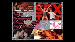 TOP 5 Hollywood sexual and hot movies