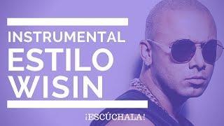 Instrumental Estilo Wisin | Nacho | Gianluca Vacchi | Reggaeton Beat | Guitarra pista |  2018
