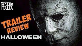 HALLOWEEN (2018) | TRAILER REVIEW del Film Horror con Michael Myers