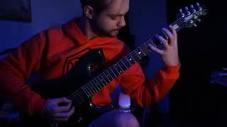 Dream Theater - Distance Over Time (teaser cover with 6 strings)
