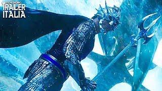 AQUAMAN lotta per il trono nel Trailer Finale Italiano del Film DC