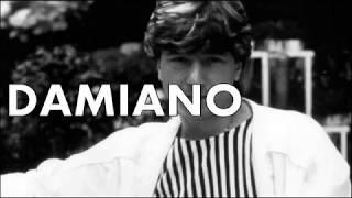 DAMIANO MONDO BLU instrumental Italia music the best italian songs video clip italo pop disco HD