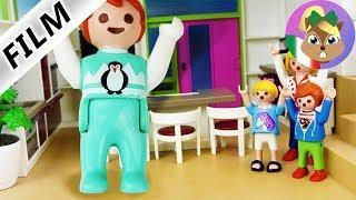 playmobil film italiano | EMMAZILLA - Enorme Emma spaventa famiglia Vogel | famiglia Vogel