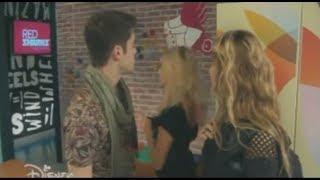 Soy Luna 3 Ambar no le importa de Benicio que le quiere dar celos con Emilia Cap 12