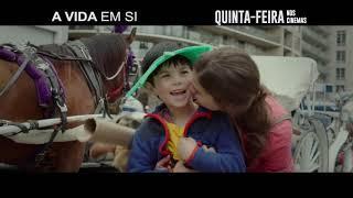 A Vida em Si | Spot 30'' Legendado | Quinta nos Cinemas