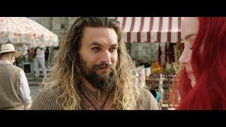 Aquaman Trailer italiano