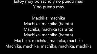 J Balvin, G Eazy, Sfera Ebbasta - Machika (Remix) (Testo/Lyrics/Letra)