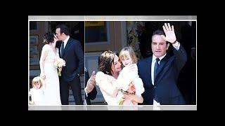 Jean Dujardin e Nathalie Pechalat, il matrimonio romantico del divo fr... | M2T Gossip News