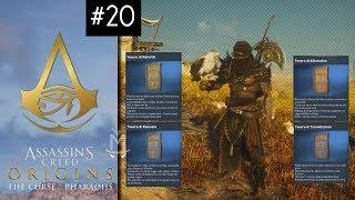 Assassin's Creed Origins: DLC - The Curse of the Pharaohs _ #20 Miti dei Faraoni [PS4 | ITA]