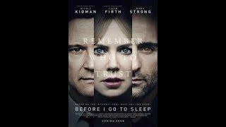 Before I go to sleep - Film thriller completo in italiano del 2014
