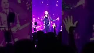Myriam Hernandez - quiero cantarle al amor - milan Italia 2018