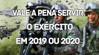 VALE A PENA OU NÃO SE ALISTAR NO EXERCITO BRASILEIRO