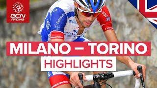 Milano - Torino 2019 Highlights | Italian Autumn One Day Classics On GCN Racing