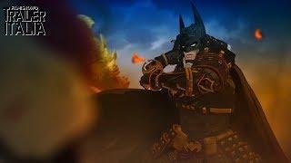BATMAN NINJA | Trailer Italiano DC comics