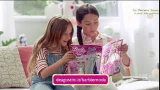 De Agostini - Barbie - abiti - Ballo romantico - 10s (30-9-2018)