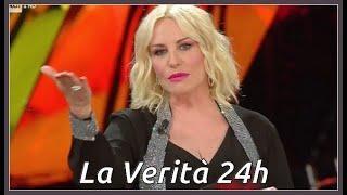Antonella Clerici: confessioni 'hot' sul suo compagno/ La Verità 24h