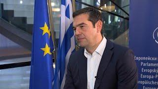 """Tsipras: """"Noi ce l'abbiamo fatta. E ora vogliamo dire la nostra"""""""