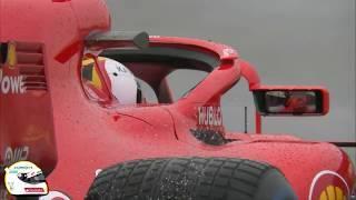 Sebastian Vettel & Scuderia Ferrari 2018 - The German Löwe