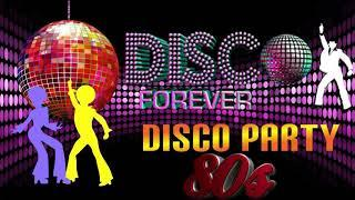 Disco Internacionais As Melhores - Best Of 80's Disco Mix - So Melhores Disco