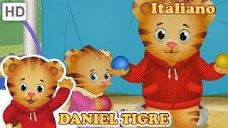 Daniel Tiger in Italiano - Momenti Fratello e Sorella (Parte 2/2) | Video per Bambini