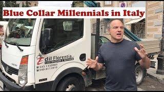 Blue Collar Millennials in Italy | Italian Comedian | Carmen Ciricillo