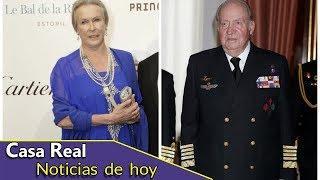 María Gabriela de Saboya destapa su romance con Juan Carlos I Fuimos novietes