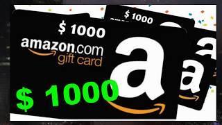 How To Get $1000 Card? - cuentas gratis netflix