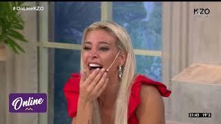 Sol Pérez se tienta hasta las lágrimas con los desnudos de los famosos
