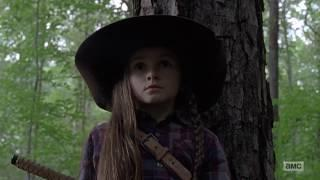 The Walking Dead 9x05 ENDING SCENE 6 YEAR TIME JUMP / JUDITH GRIMES Season 9 Episode 5 [HD]