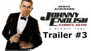 Johnny English 3 full movie trailer in Hd 2018