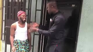 Endtimelanlord : Lanlord are you shore you can handle this ( nedu wazobia comedy)