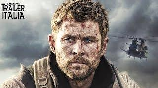 12 SOLDIERS | Due Nuove Clip dal Film di guerra con Chris Hemsworth