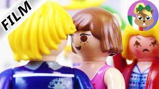 Playmobil film italiano MAMMA FA SCENATA DI GELOSIA! Papà la tradice?  famiglia Vogel