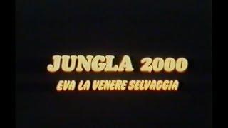 "Kong Island (1968) Xtra Rare LBX Italian Print ""Jungla 2000: Eva La Venere Selveggia"" Brad Harris"
