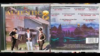 El Autentico De La Frontera [Disco Completo De Corridos]