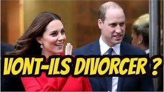 Kate Middleton, L'année Commence Mal, Une Triste Séparation