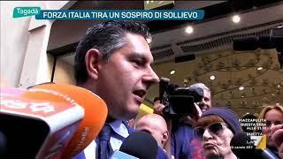 Forza Italia tira un sospiro di sollievo