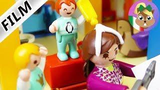 Playmobil film italiano| COLLA NEI CAPELLI - Emma combina guai all'asilo?| famiglia Vogel