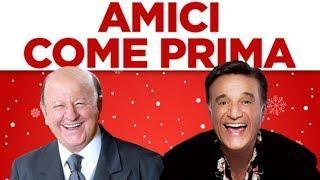AMICI COME PRIMA: UN CRITICO ITALIANO STRONCA IL FILM DI CHRISTIAN DE SICA PRIMA CHE ESCA IN SALA!