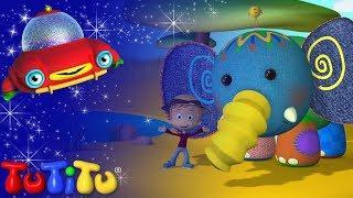 canzoni della buonanotte | Elefante | TuTiTu canzoni per bambini