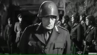 Totò Colonnello fascista. Film 1962 cult italiano commedia