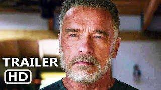 TERMINATOR 6 Official Trailer (2019) Arnold Schwarzenegger, Dark Fate Movie HD