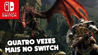 Dark Souls Remaster para Switch vende QUATRO VEZES mais que no Xbox One | GRID | Zelda todo ano