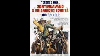 CONTINUAVANO A CHIAMARLO TRINITA' film completo (italiano)