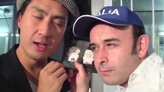 Igudesman & Joo hilarious interview in ITALIAN