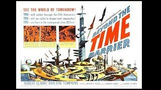 BEYOND THE TIME BARRIER 1960 ‧ Film romantico/Fantascienza ‧ (FILM COMPLETO IN ITALIANO)