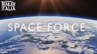 SPACE FORCE | Trailer D'Annuncio della Serie Netflix con Steve Carell