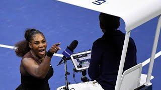 Serena Williams, la sfuriata contro l'arbitro le costa 17mila dollari