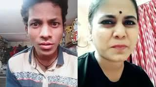 I love you gange... duet with hemangi kavi full funny video