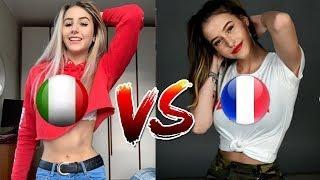 FRANCIA VS ITALIA MUSICAL LY BATTLE
